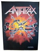 Anthrax - 'Got the Time' Giant Backpatch